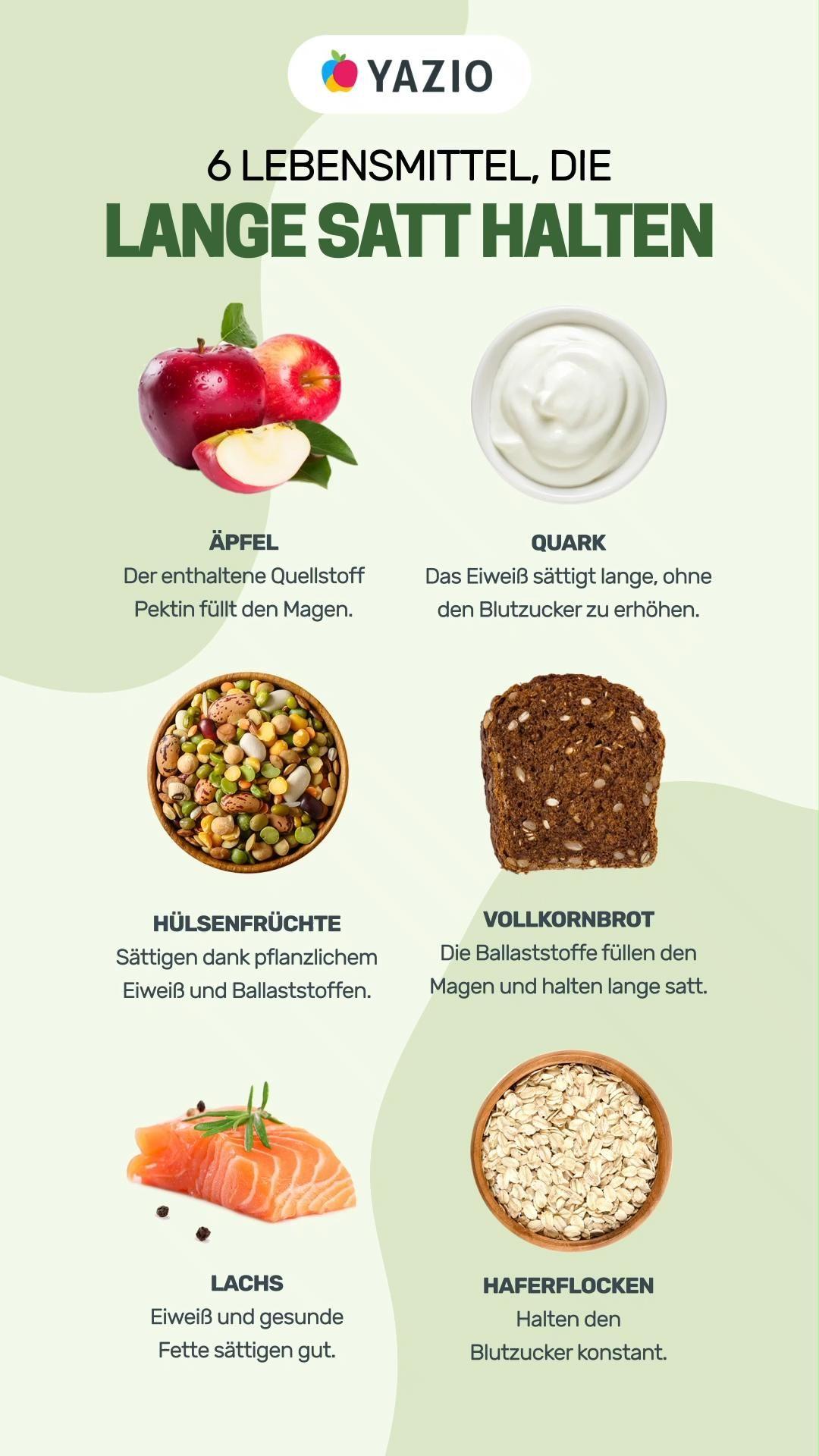 #1 Ernährungs-App 🏆