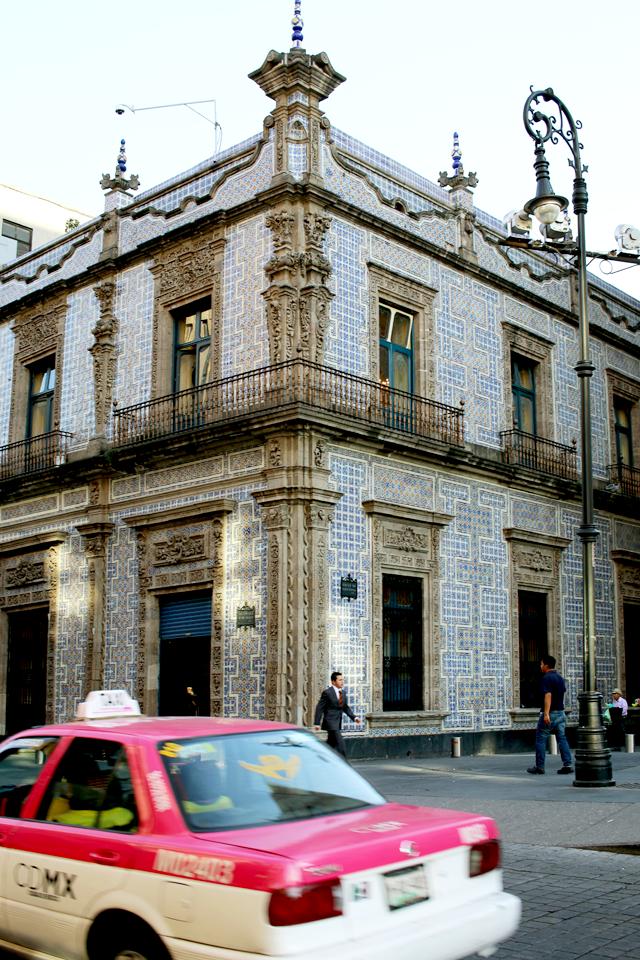 Casa de los azulejos mexico df m xico en la piel for Azulejos en mexico df