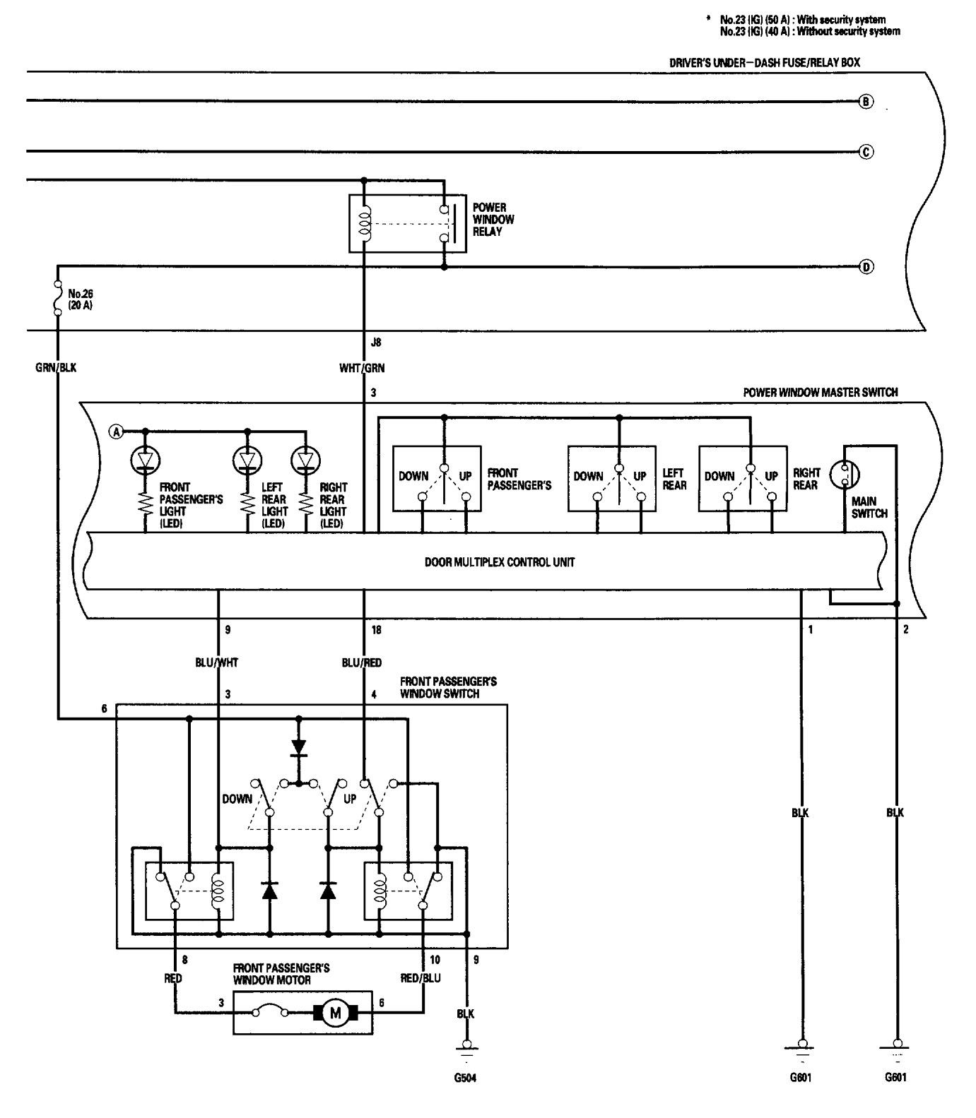 Immobilizer Wiring Diagram