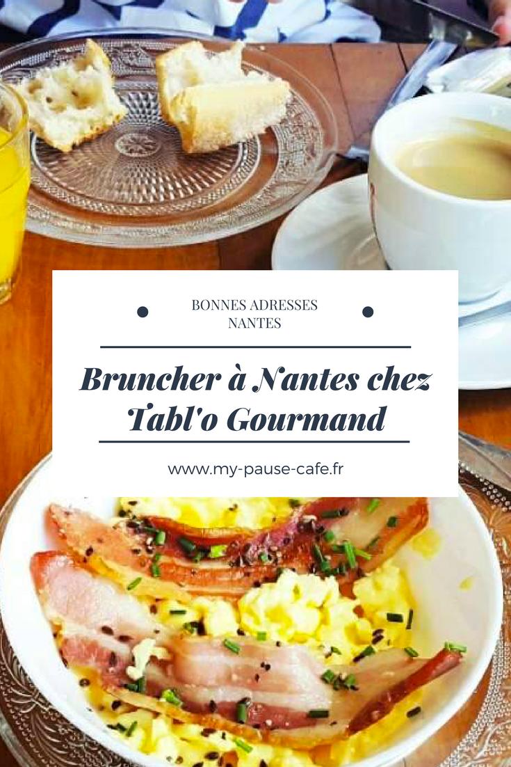 Bruncher A Nantes Tabl O Gourmand My Pause Cafe Gourmands Bonnes Adresses Nantes Brunch