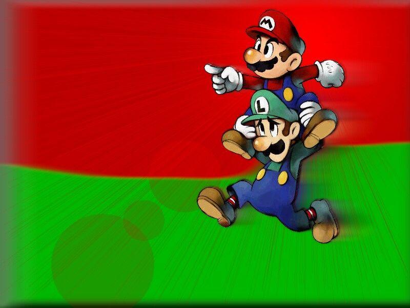 Mario And Luigi Superstar Saga Backgrounds