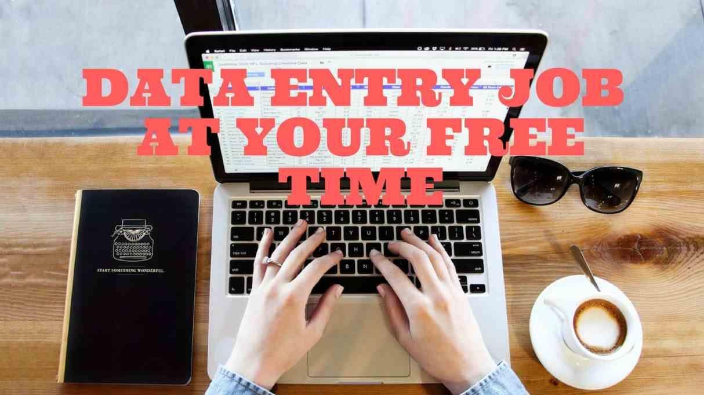 Data Entry Jobs Legit Make Money Typing How to make