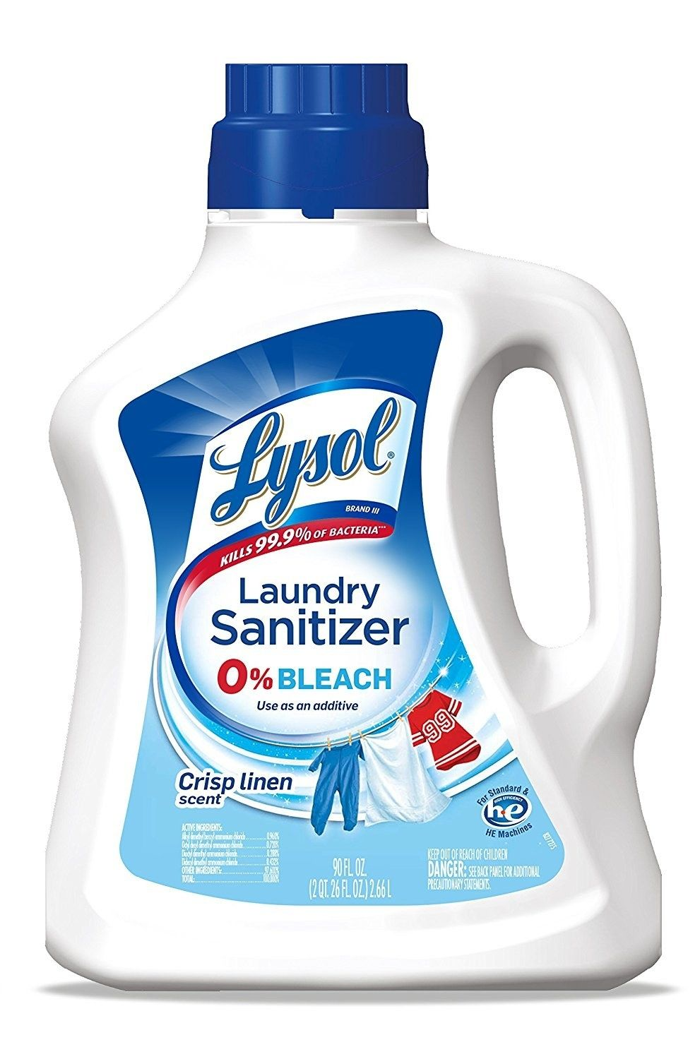35 Things To Help You Master The Art Of Doing Laundry Lysol