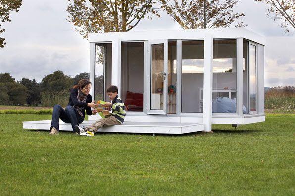 Diseños de casas para niños especial para construir uno para tus - casitas de jardin para nios