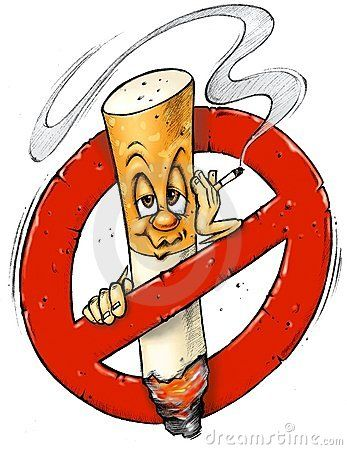 Stop-Smoking Clip Art