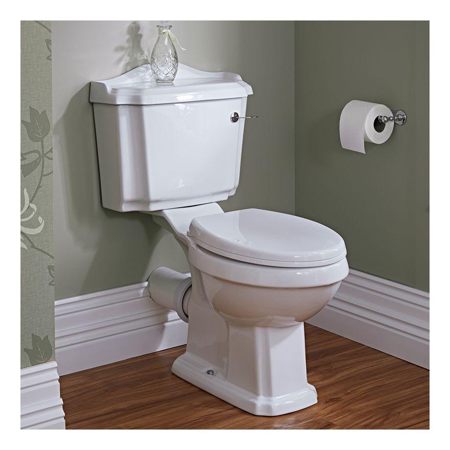 WC rétro - HLB031EU - Plomberie sanitaire chauffage Meubles de