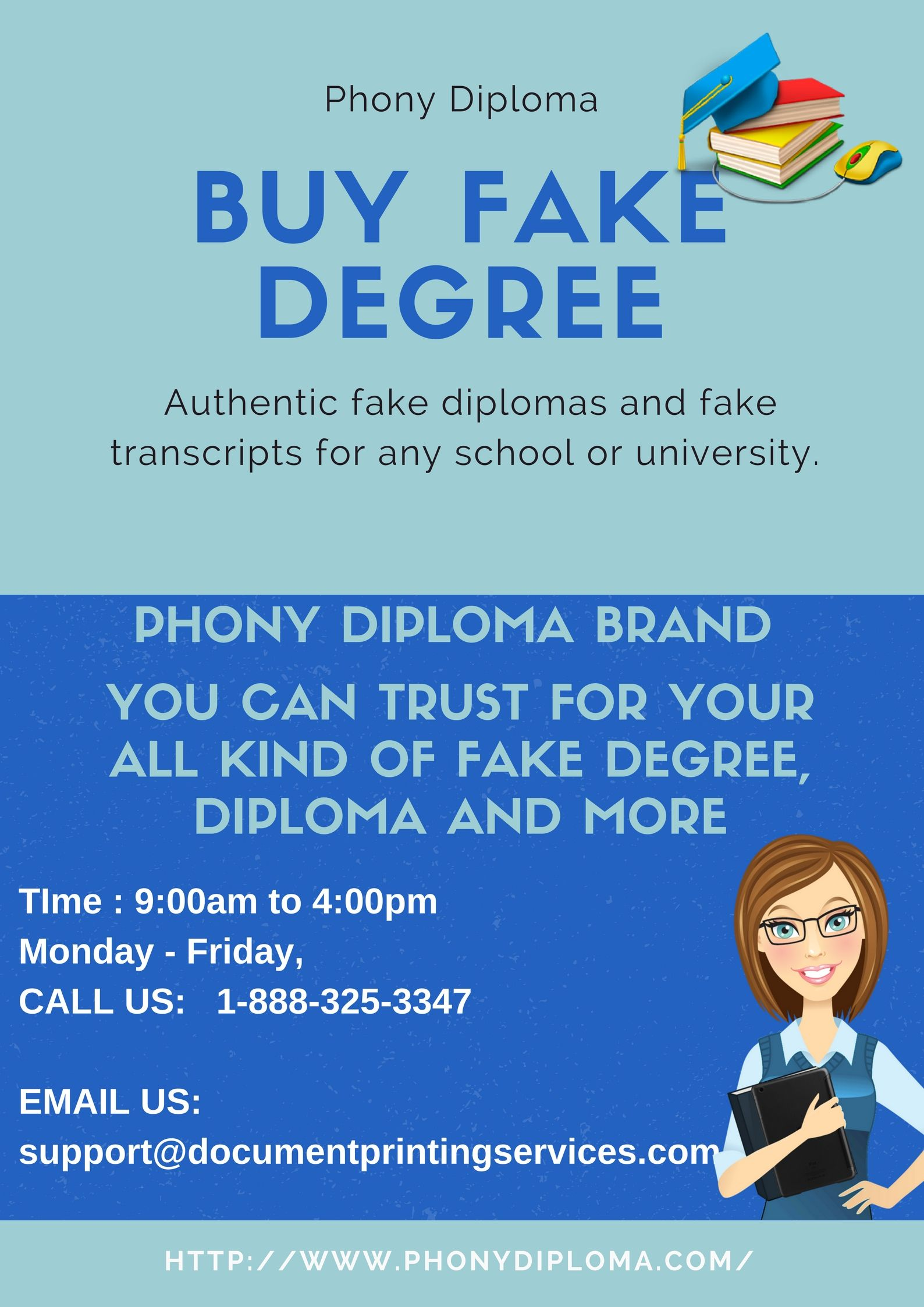 Are You Looking For Fake Diploma At Phony Diploma You Will Get