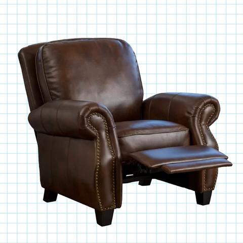 Lansing Upholstered Recliner Best Recliner Chair Recliner Chair