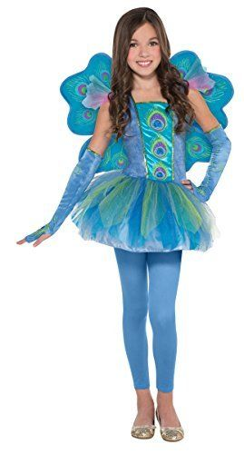 Children's Peacock Princess Costume Größe Medium (8 10)    You can ... b35bbd