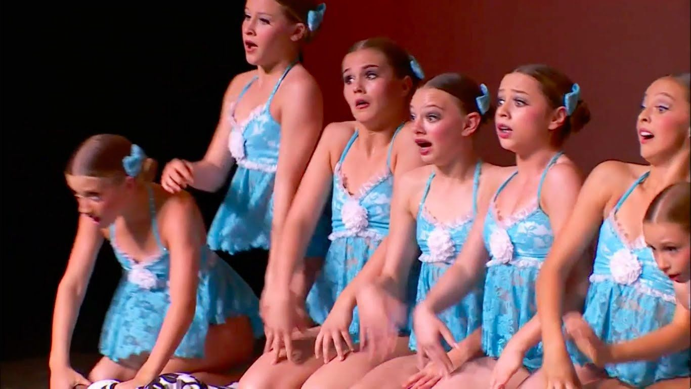 Dance Moms - Monster Under The Bed (S5, E24) | hip hop in