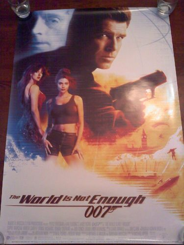 Bond Mr Bond I Presume James Bond Movie Posters James Bond