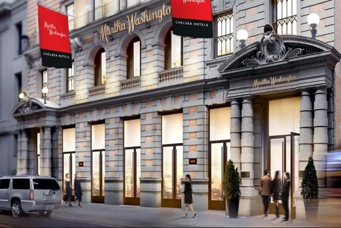 Hotel Deal Checker Martha Washington Chelsea Hotels Hotels New