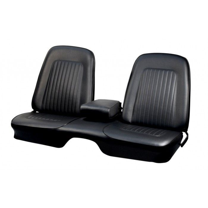 Awe Inspiring Front Bench Seat Upholstery For 1967 And 68 Chevrolet Camaro Onthecornerstone Fun Painted Chair Ideas Images Onthecornerstoneorg
