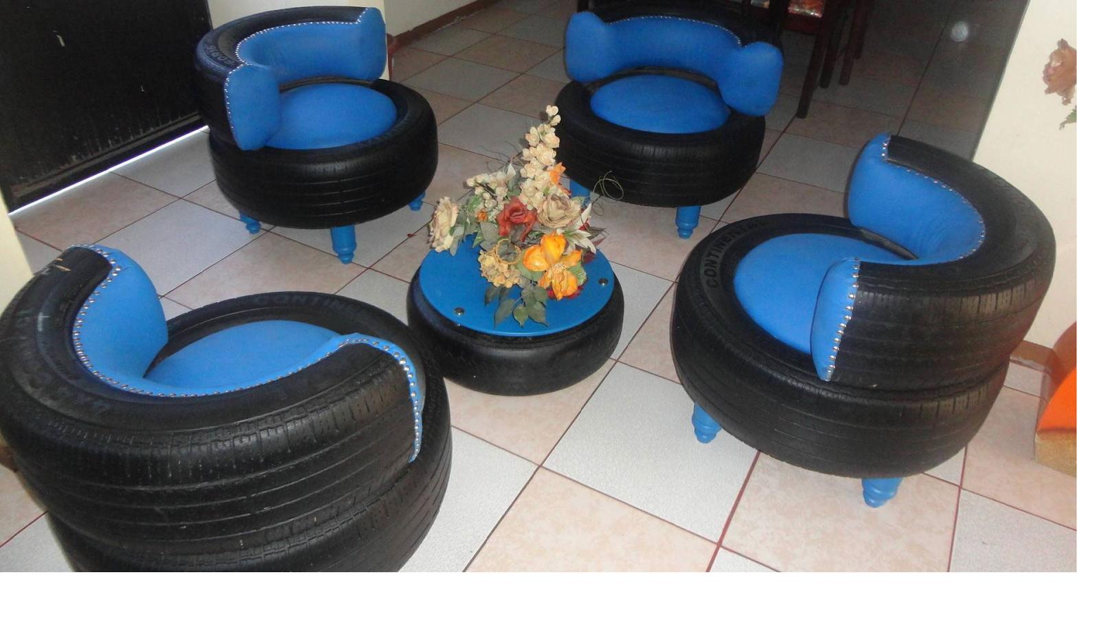 Reciclar llantas buscar con google reciclando gomas de for Maceteros con ruedas de coche