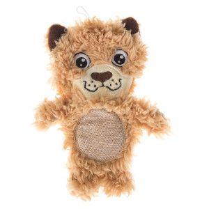 Top Paw Flattie Sherpa Mountain Lion Dog Toy Toys Petsmart Lion Dog Dog Toys Petsmart