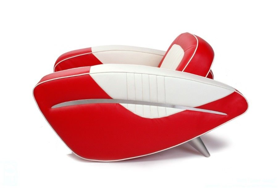 Art Deco Rider Chair. This very unique art chair is ...
