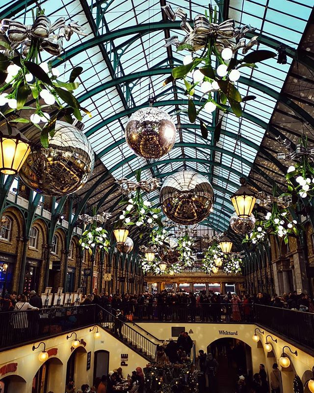 Covent Garden in pictures London market, Best markets in