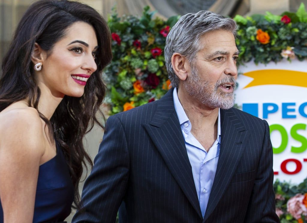 It Should Come As No Surprise That George And Amal Clooney Looked
