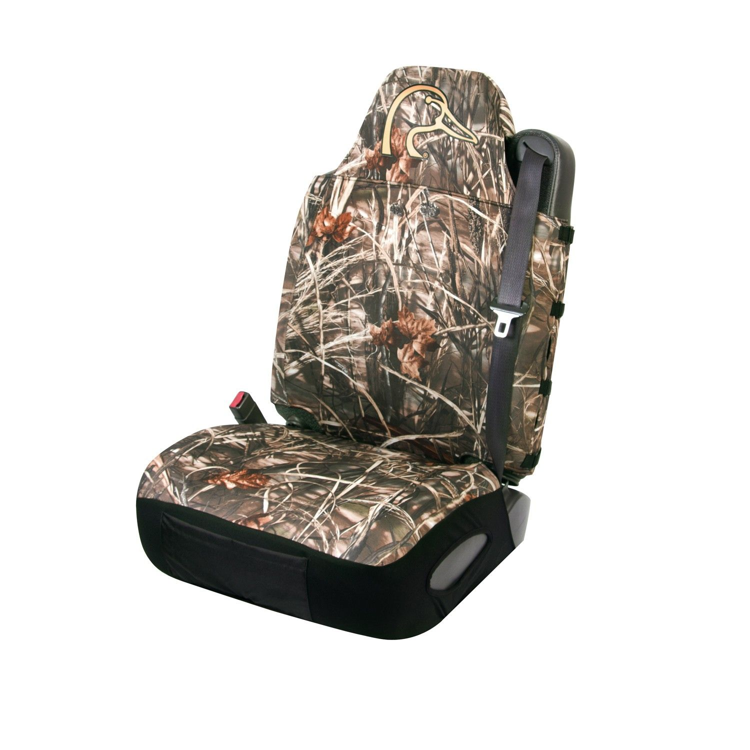 Neoprene Ducks Unlimited Camo Seat Cover