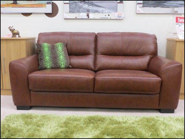 100 Italian Leather Sofas
