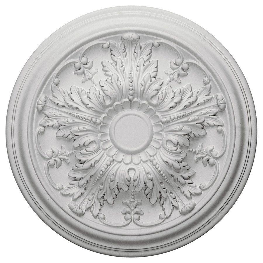 Ekena Millwork Damon 20in x 20in Polyurethane Ceiling