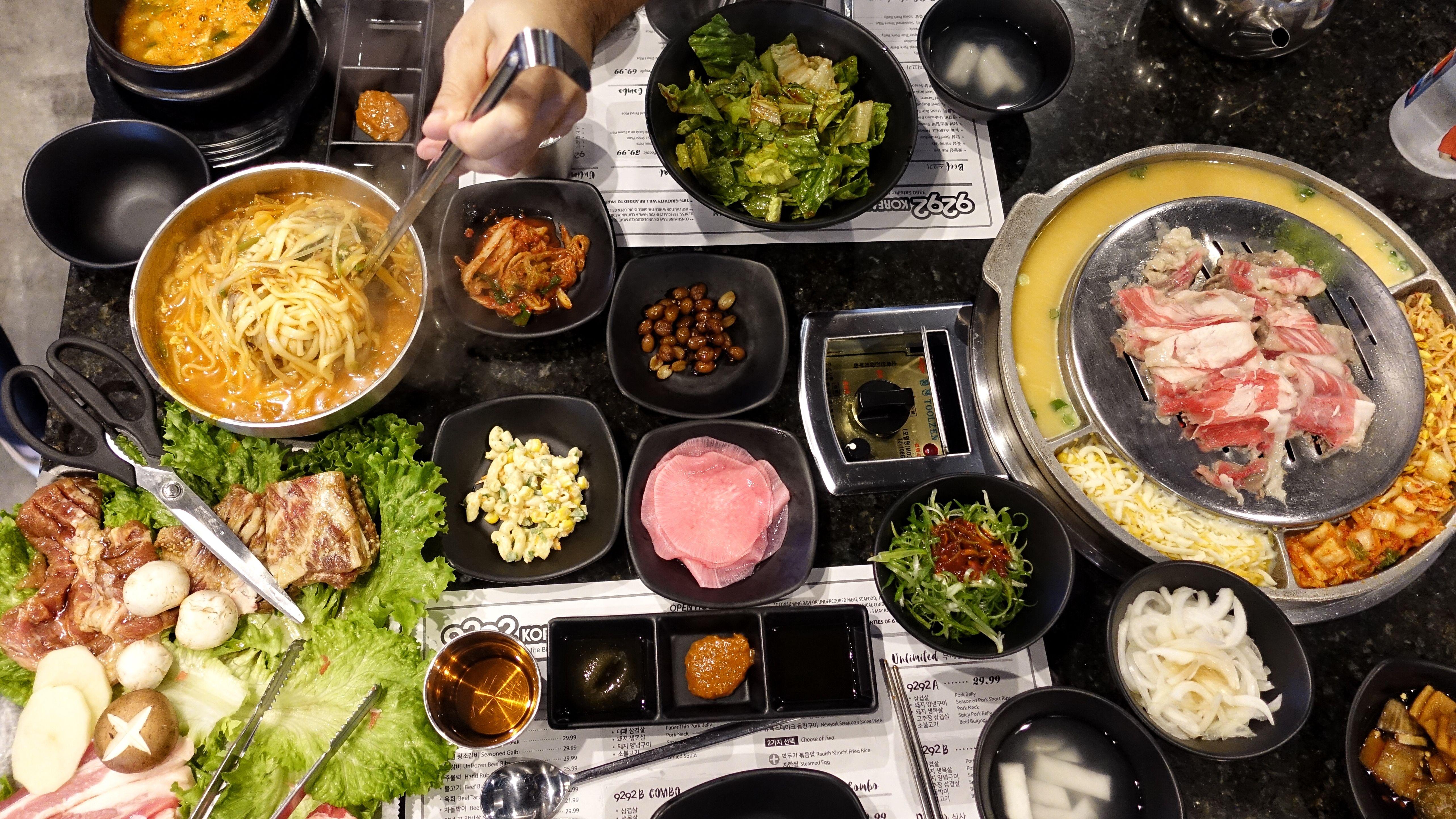 korean food in duluth