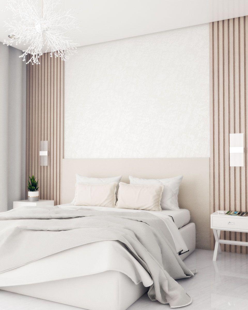 Minimalist modern small bedroom design ideas. # ...