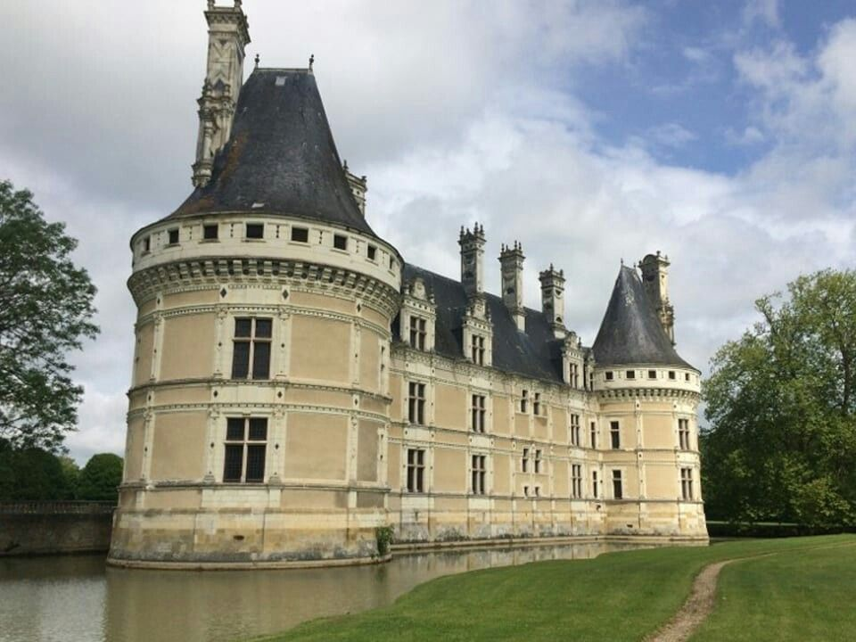 Chateau D Allogny Villegongis Castle House Styles Mansions
