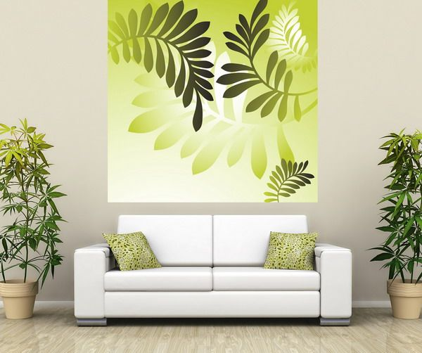 Wall Stencils for Painting | wall mural patterns on Contemporary ...