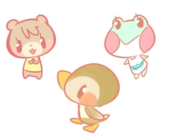 Animal Crossing Bamboo Garden Ideas