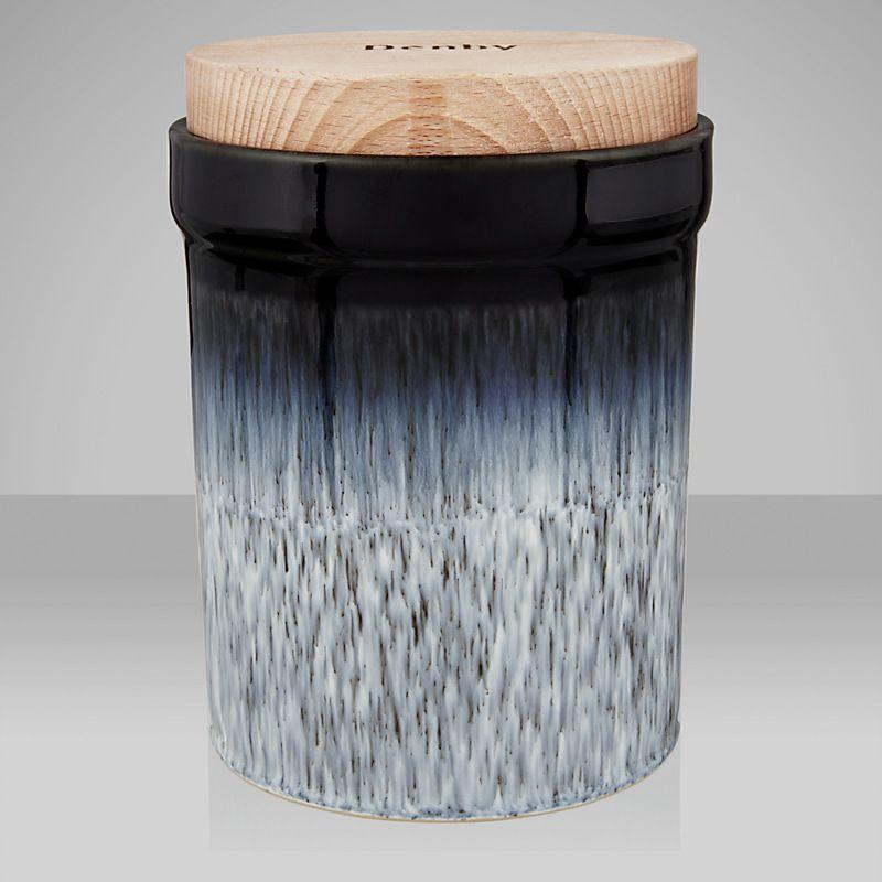 Buy Denby Halo Storage Jar, 1L, Multi online at John Lewis