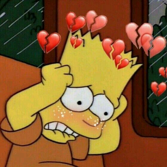 ❌Imágenes sad o suicida❌ - 1- los Simpson