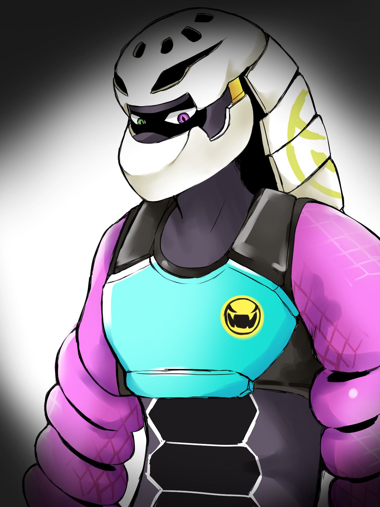 Pin by lucky 410gamer on Arms Kid cobra, Arms, Fan art