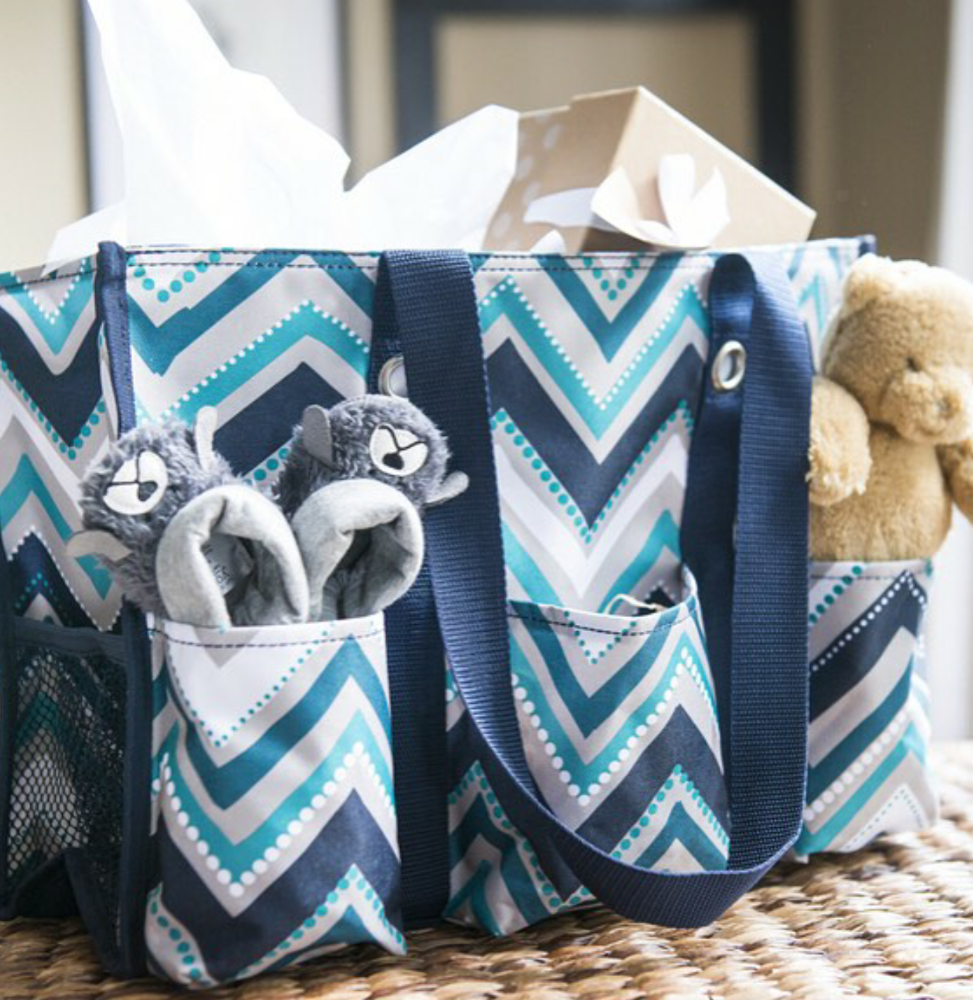 such a great tote for baby <3 #thirtyone
