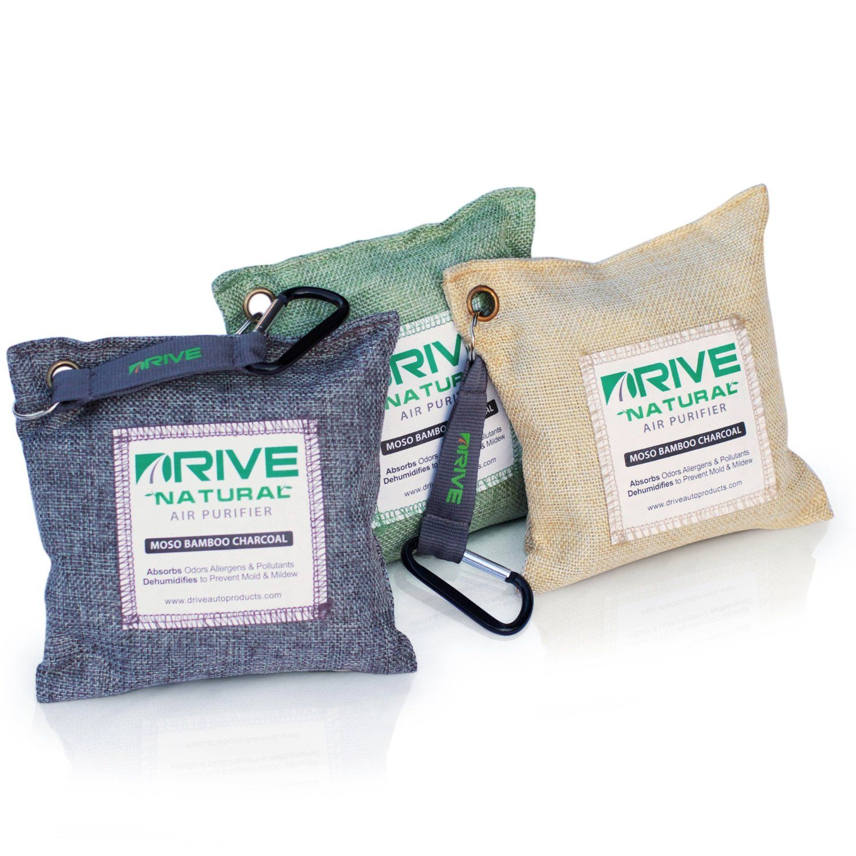 DRIVE Natural Car Air Freshener (Beige) Best