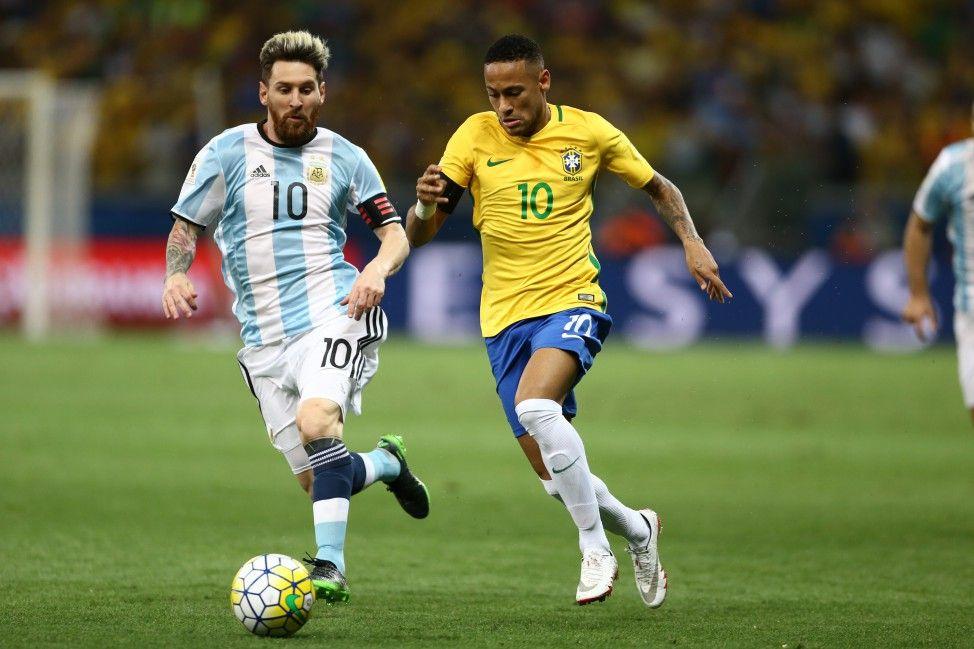 Brasil x Argentina - Seleção Brasileira  04eff4aa04ced