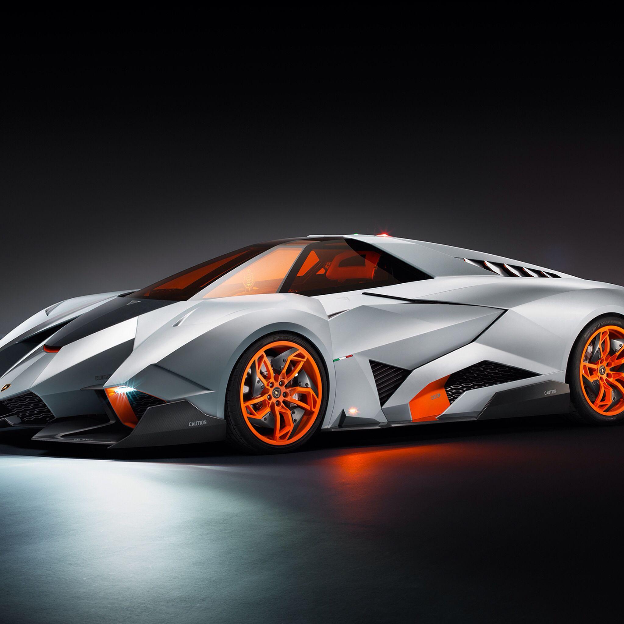Lamborghini Egoista Red: Lamborghini Cars, Concept Cars