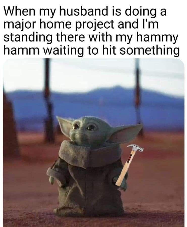 Pin By Kathleen Rhyde On Baby Yoda Yoda Funny Yoda Meme Funny Star Wars Memes
