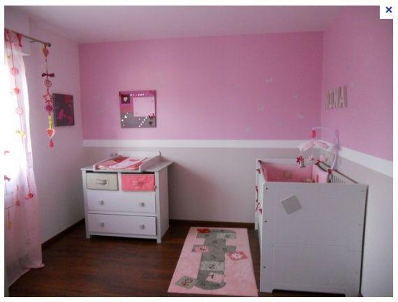 Chambre Bebe Taupe Rose Recherche Google If I Had A Girl