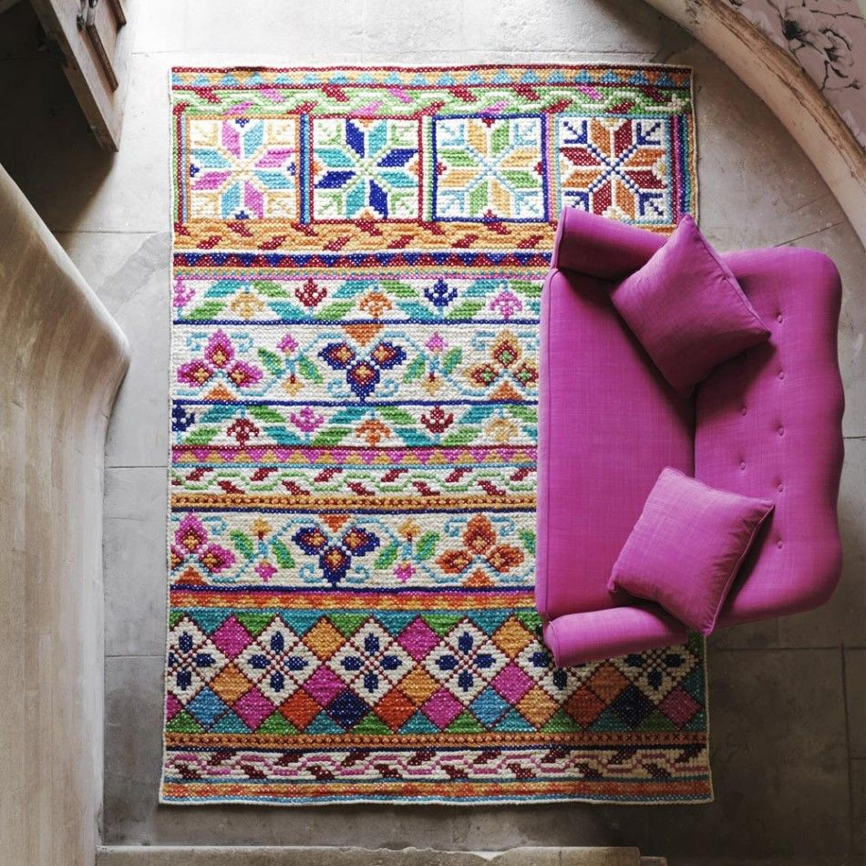 Home Sweet Rug Pattern Colour Treat Your Accessories