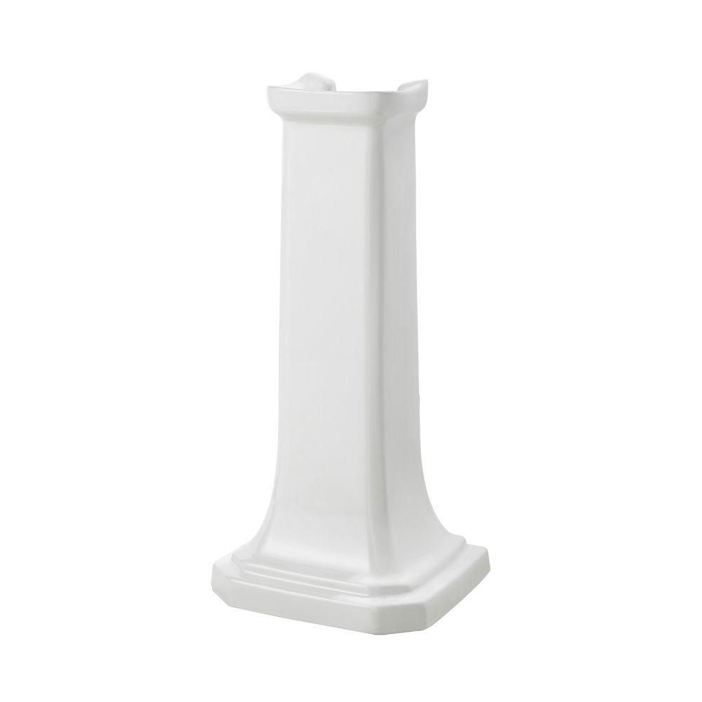 Foremost Series 1930 Pedestal in White