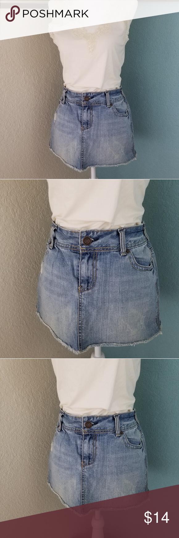 6f922ffa1f Rue 21 Denim Skirt Size 9/10 Rue 21 Denim Skirt 13