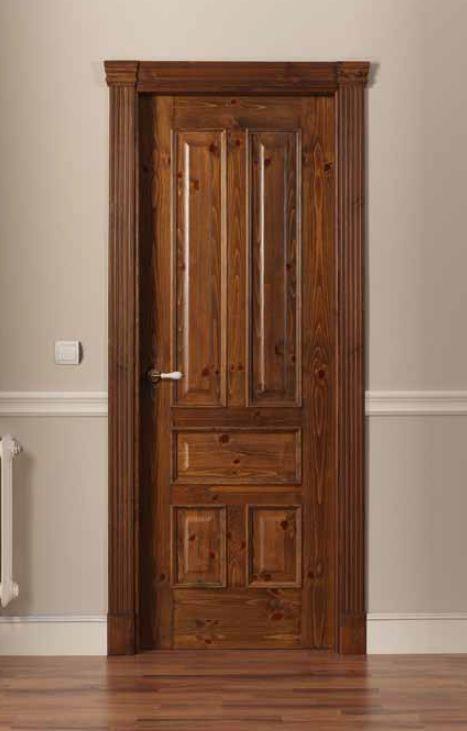 Puerta decoracion pinterest puertas puertas - Puertas interiores rusticas ...