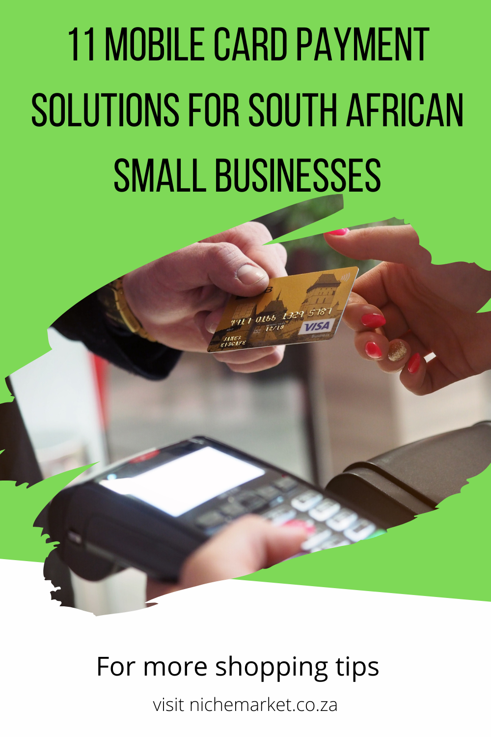 11 Mobile Card Payment Solutions For Small Businesses Banking App Shopping Hacks Small Business