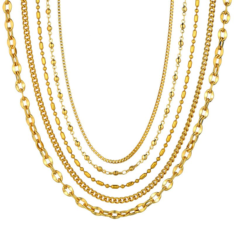 gold men proddetail id piece mens chains at rs designer chain