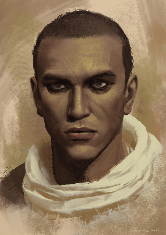 Assassin S Creed Origins Bayek Of Siwa By Envie Dai Assassins