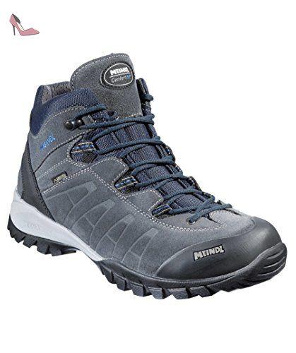 Merrell Hommes Moab FST 2 Gore-Tex Walking Boots Bleu Noir Sports Outdoors