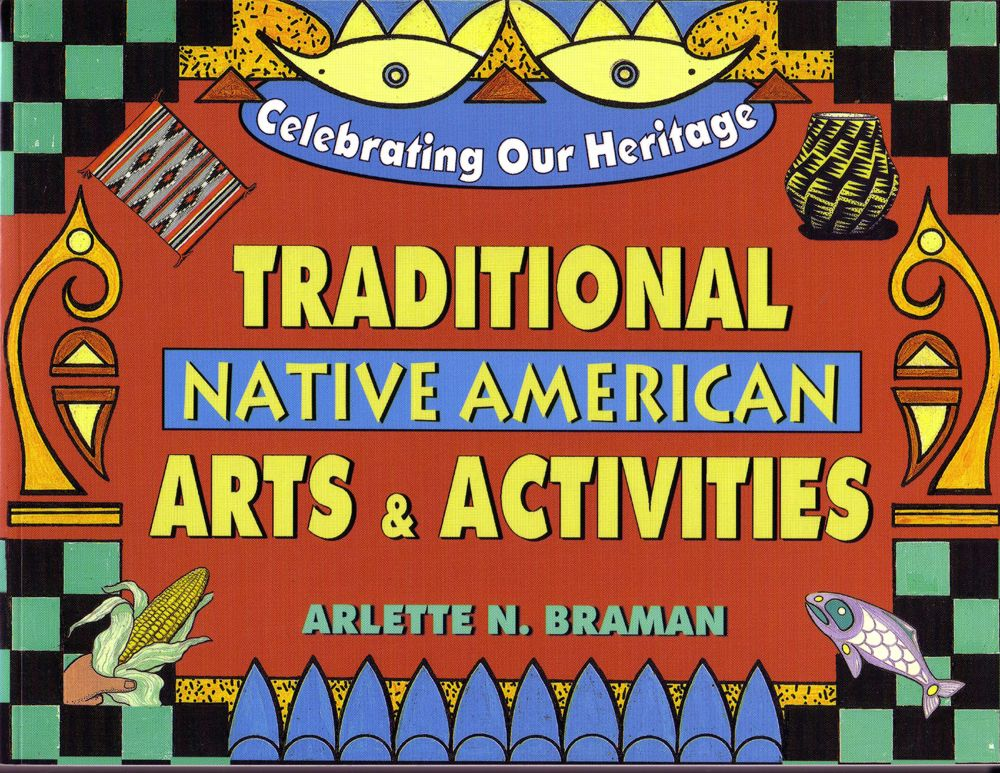 craft and social traditional american arts amp activities book 1381
