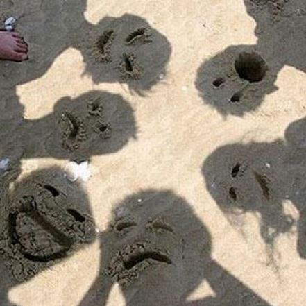Creative picture ideas on the beach