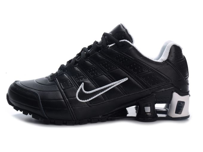 Mens Nike Shox NZ 2 White Black Grey, cheap Mens Nike Shox NZ, If you want  to look Mens Nike Shox NZ 2 White Black Grey, you can view the Mens Nike ...